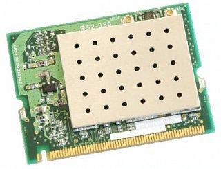Karta WLAN RouterBoard R52H-350 - 350mW - a/b/g
