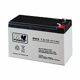 Akumulator bezobsługowy MW Power MWS 7.2-12 (12V 7,2Ah)