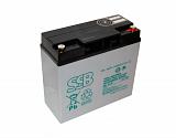 Akumulator bezobsługowy SSB SBL 18-12i 12V 18Ah