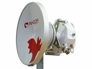 RACOM RAy 17 - radiolinia 17GHz, 360Mbit FDX