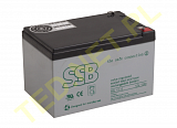 Akumulator bezobsługowy SSB SBL 12-12 12V 12Ah