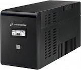 Zasilacz awaryjny PowerWalker VI 2000 LCD (Line-Interactive)