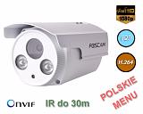 Kamera IP Foscam FI9903P - 2Mpix, P2P, podczerwień, IP66