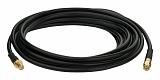 Konektor antenowy RPSMA (wtyk) - RPSMA (gniazdo) - przedłużacz - 2m - H-155