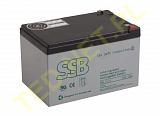 Akumulator bezobsługowy SSB SBL 12-12L 12V 12Ah
