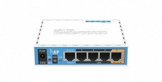 RouterBoard 951Ui-2nD (hAP) + lic. level 4 + zasilacz