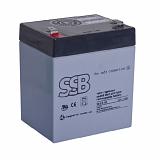 Akumulator bezobsługowy SSB SB 5-12L 12V 5Ah