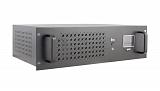 """Zasilacz awaryjny IPS RM-LI-2k0-3U-LCD-2×9 - 2000VA/1200W, do szafy RACK 19"""""""