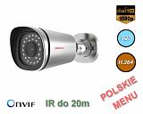 Kamera IP Foscam FI9900EP - 2Mpix, audio, PoE, P2P, podczerwień, IP66