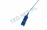 Pigtail OPTO SC/UPC SM 0.9mm 1m G.657A2 (Easy Strip)