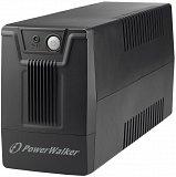 Zasilacz awaryjny PowerWalker VI 600 SC (Line-Interactive)
