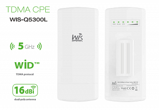 Wisnetworks WIS-Q5300L - WISP, CPE