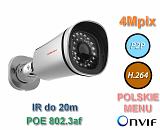 Kamera IP Foscam FI9901EP - 4Mpix, PoE, P2P, podczerwień, WDR
