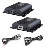 Extender HDMI Talvico LKV383 - do 150m, IR, HDbitT