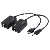 Extender USB po RJ45 LogiLink UA0021D - do 60m