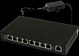 Switch PoE Pulsar S94 - 9 portowy, 4 porty PoE 802.3af