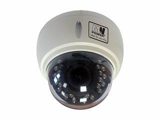 Kamera IP MW Power KIP30HI-2K-MZ-W - 4Mpix, 30fps, 2,8-12mm Moto Zoom, f1.4, IR 30m, IP66