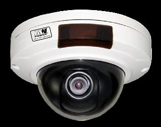 Kamera IP MW Power KIP20HI-1536P-FL-W - 3Mpix, 25fps, 2,8-12mm Moto Zoom, f1.4, IR 20m