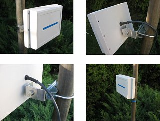 Antena panelowa TED Panel 11-P