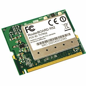 Karta WLAN RouterBoard R52 - a/b/g