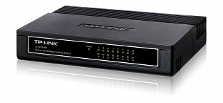 Switch TP-Link TL-SF1016D - 16 portów 10/100Mbit