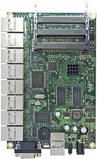RouterBoard 493 + licencja level 4