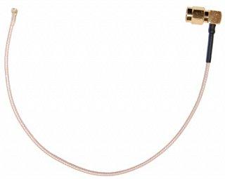 Pigtail U.FL-RP-SMA (wtyk kątowy) - 20cm