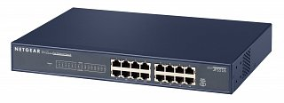 Switch Netgear JFS516 - 16 portowy (metalowa obudowa)