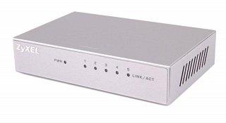 Switch ZyXEL GS-105B - 5 portowy 1Gbit/s (met. obudowa)
