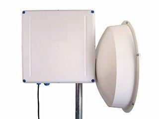 Zestaw - Anteny Jirous JRC-24 DuplEX + GentleBOX JR-300 - 2szt.