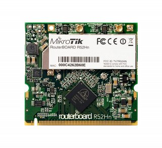 Karta WLAN RouterBoard R52Hn - 320mW - a/b/g/n