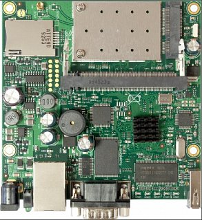 RouterBoard 411UAHR + licencja level 4