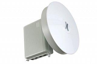 Antena dwupolaryacyjna CyberBajt DishEter Duo 23 WideBand z obu.