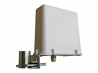 AntenaBOX 20dBi 5GHz - pod RouterBoard (MMCX)