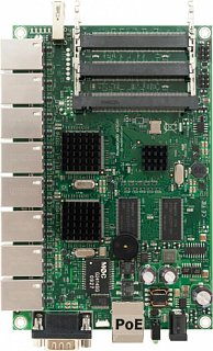 RouterBoard 493G + licencja level 5