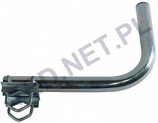 Uchwyt masztowy / balkonowy dolny 40cm