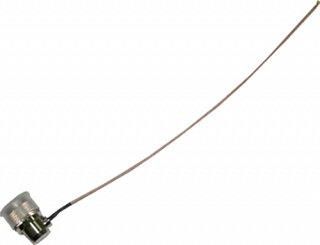 Pigtail U.FL-Nm kątowy - 25cm