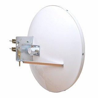 Antena paraboliczna dwupolaryzacyjna Jirous JRC-29 MIMO - 2szt