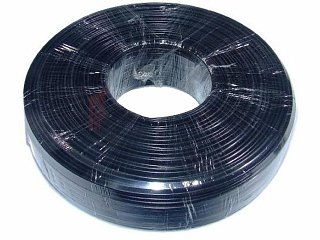 Kabel telefoniczny Gembird 100m - 4 żyłowy - płaski