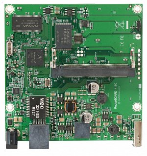 RouterBoard 411GL + licencja level 4