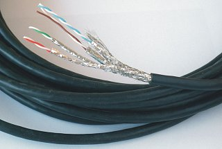 Kabel S/FTP 4x2x23AWG Cat.7