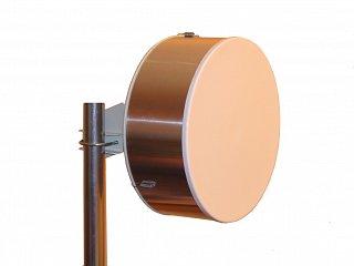 Osłona przeciwzakłóceniowa dla Ubiquiti NanoBridge M5 22dBi / NanoBeam M5 300
