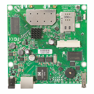 RouterBoard 912UAG-5HPnD + licencja level 4