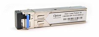 Moduł SFP miniGBIC OPTON WDM, TX1310 1.25Gbps, SM, LC, 20km, DDM