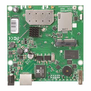 RouterBoard 912UAG-2HPnD + licencja level 4