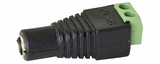 Gniazdo DC - proste - 2,1/5,5 - ze szybkozłączem