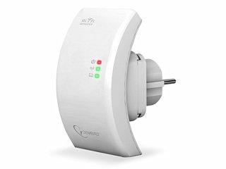 Wzmacniacz sygnału WiFi, repeater Gembird WNP-RP-001