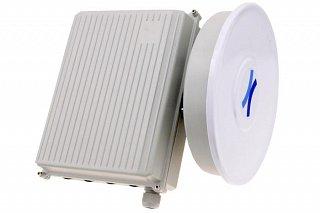 Antena dwupolaryzacyjna Cyberbajt DishEter MIMO BOX 20