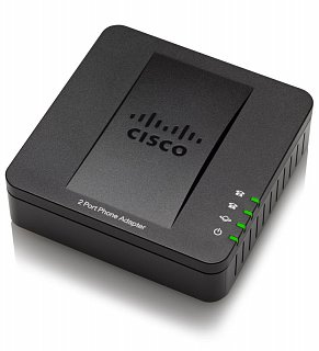 Bramka VoIP Cisco SPA112 (2xFXS)
