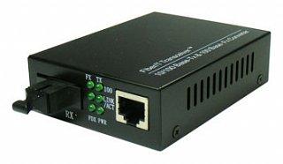 Konwerter Dynamode DM-TT100-WDM-SC-1310 (WDM 20km, 1310nm, SC, 10/100Mbit)
